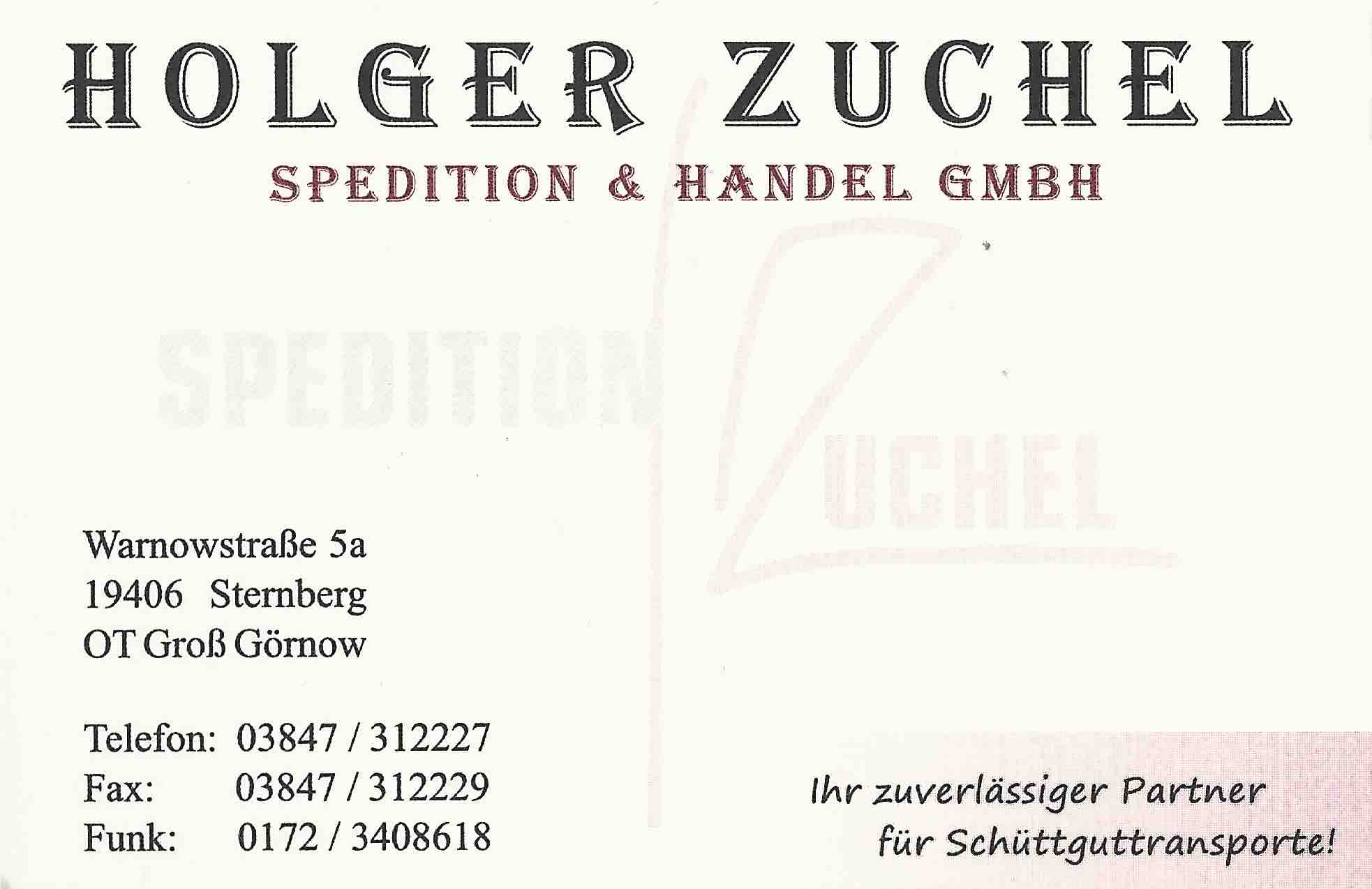 Holger Zuchel